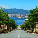 Hachiman-zaka and Motomachi Areas