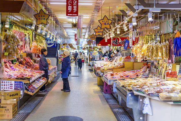 Hakodate-Asaichi-Market
