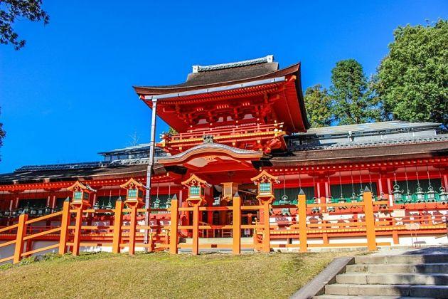Kasuga Shrine - Osaka shore excursions