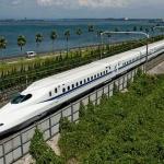 Kodama Bullet Train