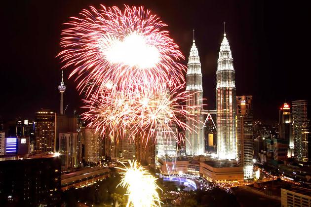 Kuala Lumpur New Year Festival