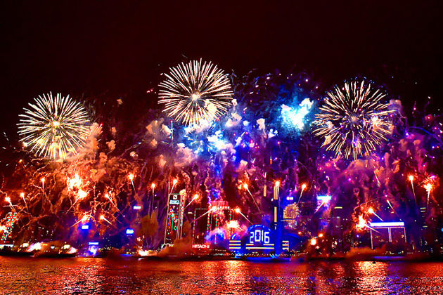 6 Best Places to Spend New Year in Asia