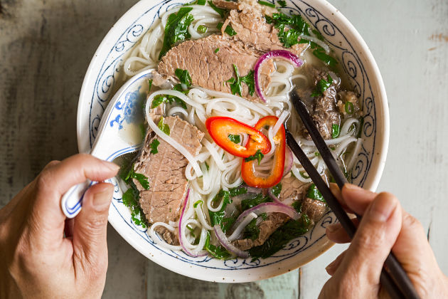 Pho - Vietnam traditional food