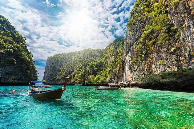 Phuket shore excursions in April