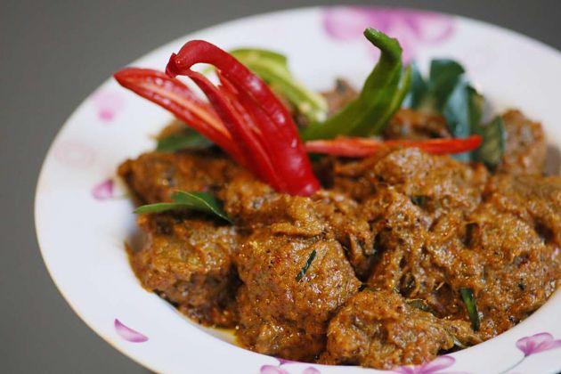 Rendang - Indonesian traditional food