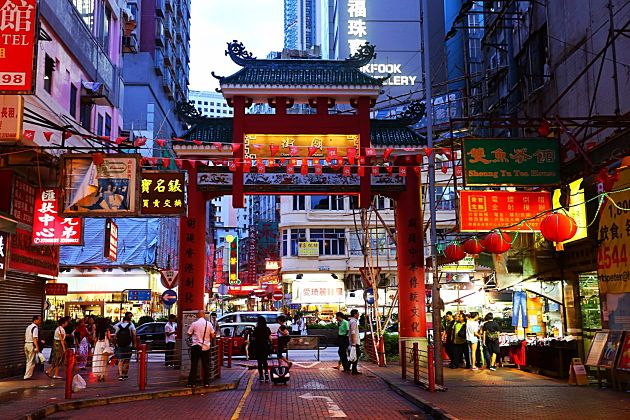 Best Shopping Places in Hong Kong