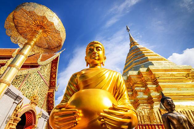Thailand Buddha - dos and don'ts
