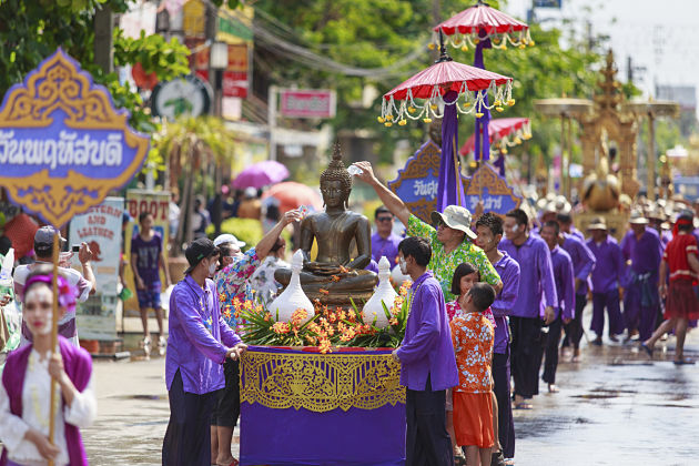 Thailand Cultural Norms - dos and don'ts