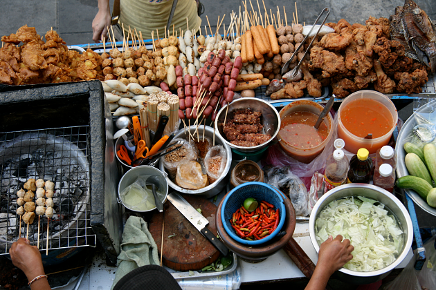 Thailand street food - Dos & Don't