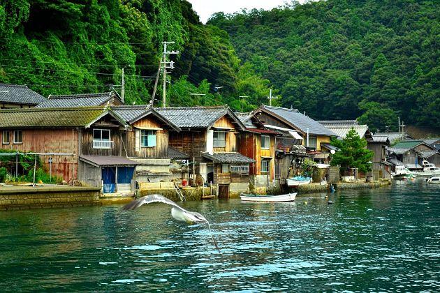 Amanohashidate Ine Bay - Maizuru shore excursions