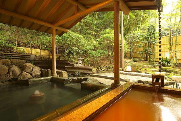 Arima Onsen Taiko no Yu - Kobe shore excursions