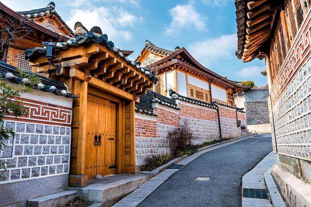 Bukchon Hanok Village-Seoul-shore-excursions