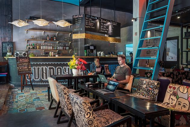 Cafe in Ho Chi Minh city shore excursions