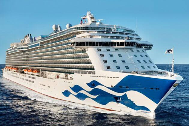 Diamond Princess Cruise Excursions 11 – 25 May 2019