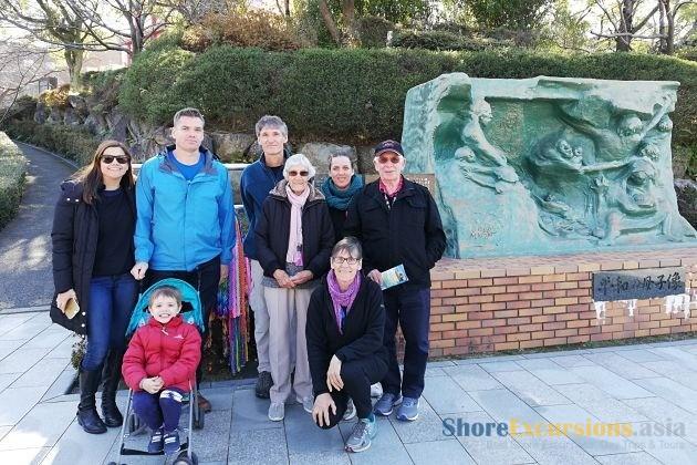 Feedback on Nagasaki shore excursions - Ms Greer