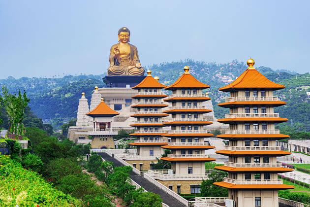 Fo-Guan-Shan-Kaohsiung-shore-excursions