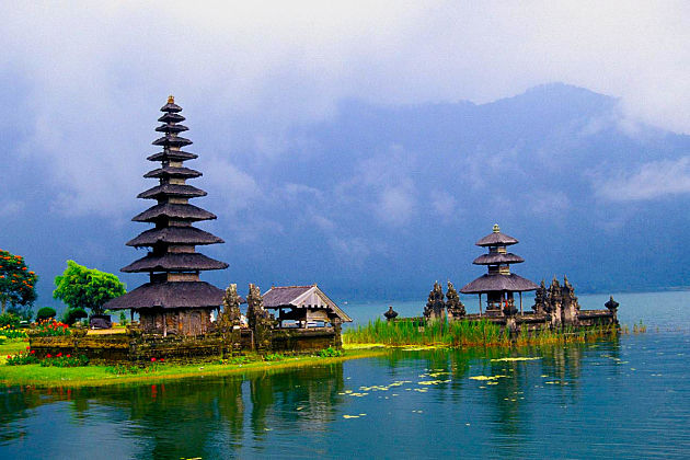 Indonesia shore excursions - Bali weather