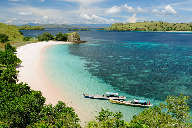 Indonesia shore excursions - Nusa Tenggara weather