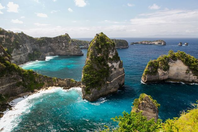 Indonesia shore excursions - weather