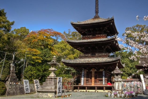 Ishiteji Temple - Matsuyama shore excursions