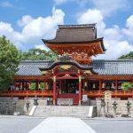 Iwashimizu-Hachimangu-Shrine