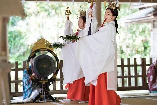 Iwashimizu-Hachimangu-Shrine festival