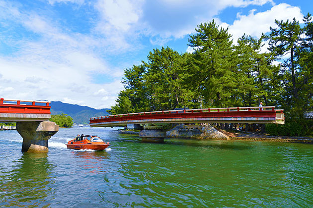 Kaisenkyo Rotating Bridge - Maizuru shore excursions