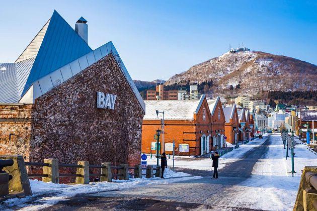 Kanemori Red Brick Warehouses - hakodate shore excursions