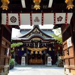 Kushida-jinja-Shrine-Fukuoka-shore-excursions