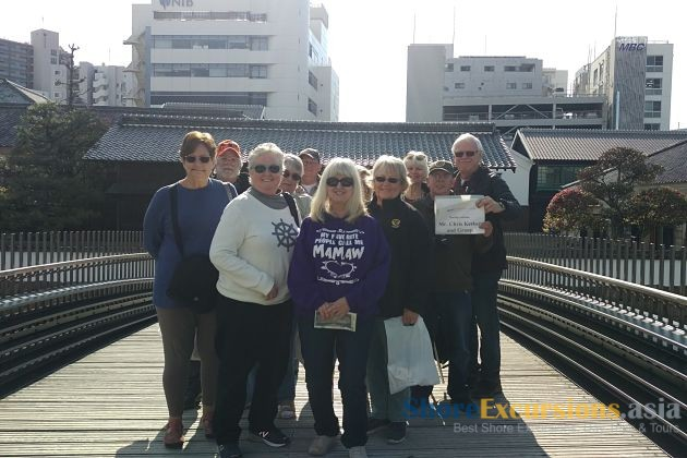 Nagasaki shore excursions feedback on 7 Jan