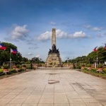 Rizal Park in manila shore excursions