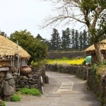 Seongeup-Folk-Village-Jeju-shore-excursions
