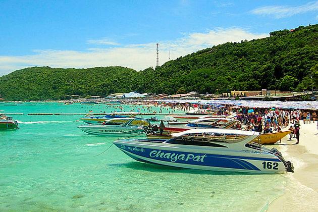 Koh Larn Island Tour