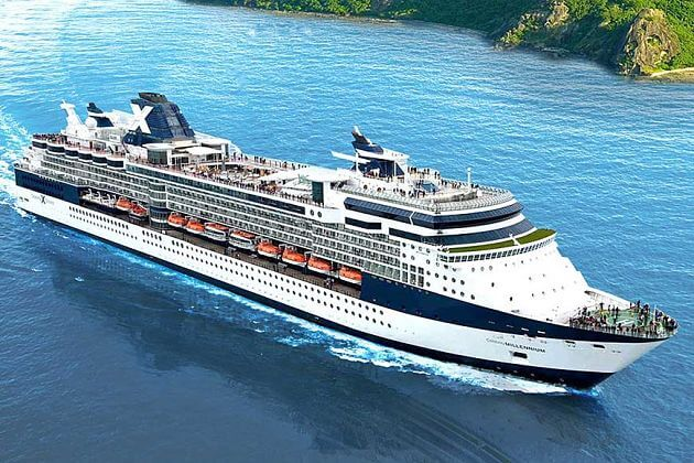 Celebrity Millennium Cruise Excursions 30 Mar – 12 April 2019