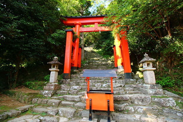 Kamikura-Jinja Shrine - Shingu shore excursions