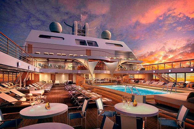 Seabourn Ovation Cruise Excursions