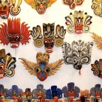 Ambalangoda Mask Museum - Colombo shore excursions