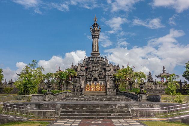 Bajra Sandhi Monument Bali shore excursions