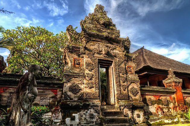 Bali Half-day Denpasar City Tour