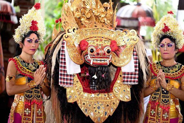 Bali Barong Dance & Kintamani
