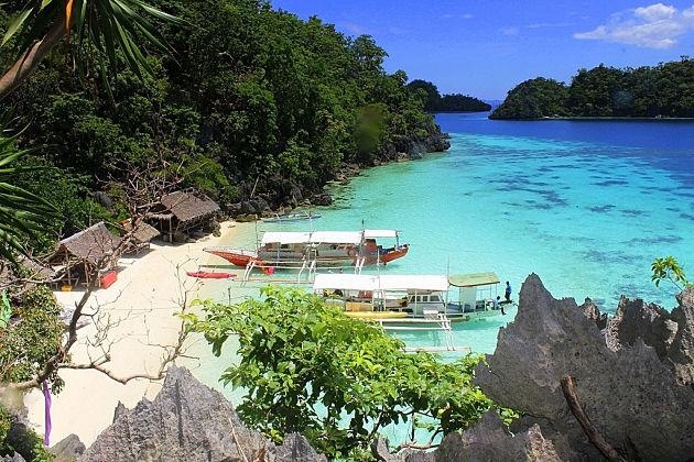 Beach 91 - Coron Island shore excursions