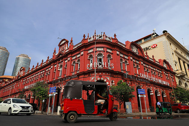 Colombo Walking Tour with Mark Forbes