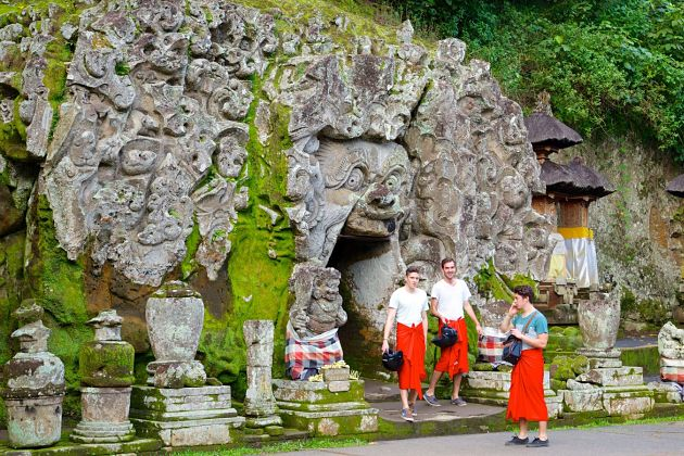 Elephant Cave - Bali shore excursions