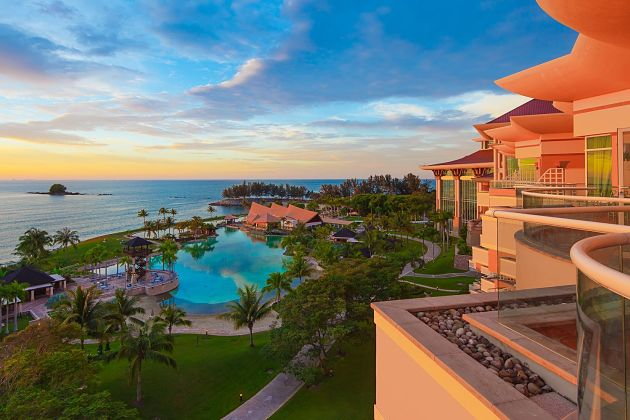 Empire Hotel - Brunei shore excursions