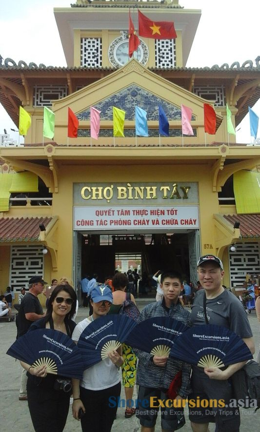 Feedback in Ho Chi Minh shore excursions