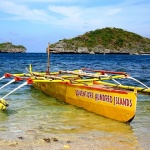 Hundred Islands hopping shore excursions