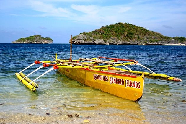 Hundred Islands Hopping Tour