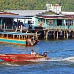 Kampong Ayer watervillage - Brunei shore excursions 1