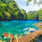 Kayangan Lake - Coron Island shore excursions