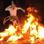 Kecak dance - Bali shore excursions